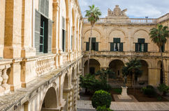 Grandmaster pałac Obraz Royalty Free