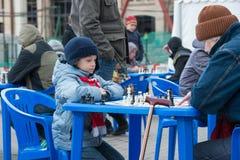 Grandmaster Stock Photo