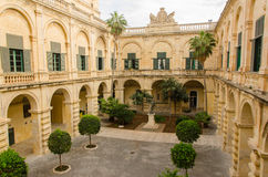 The Grandmaster's Palace Stock Photo