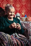 Grandmother Royalty Free Stock Images