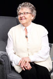 Grandmother. Royalty Free Stock Photos