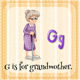Grandmother Royalty Free Stock Photography