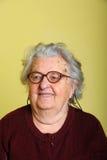 Grandmother stock image