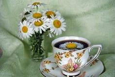 Grandmother's Tea Set Royalty Free Stock Photography