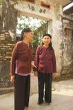 Grandmothers ethnic Kinh (Viet) Royalty Free Stock Image