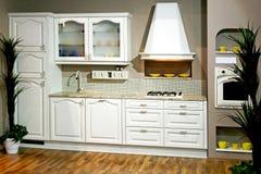 Grandmothers kitchen stock image