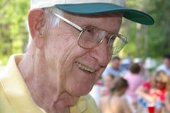 Grandpa Fotografia de Stock