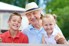 Grandpa Stock Images