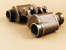 Grandpa's Binoculars Stock Images
