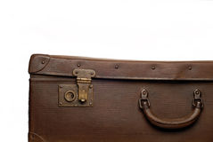 Grandpa' s Suitcase Royalty Free Stock Images