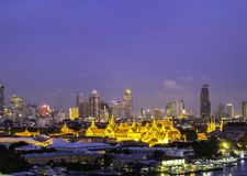 Grandpalace Bangkok Thailand Stock Photos