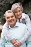 Grandparents Royalty Free Stock Image