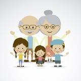 Grandparents Royalty Free Stock Image