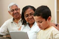 Grandparents Stock Photography