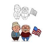 grandparents Стоковые Фото