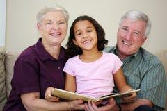 Grandparents Stock Photos