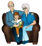 Grandparents Stock Images