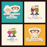 Grandparents day Royalty Free Stock Image