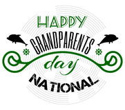 Grandparents day Royalty Free Stock Photos