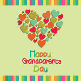 Grandparents day Stock Images