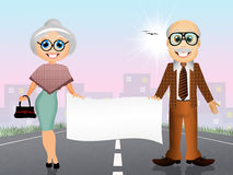 Grandparents Day Royalty Free Stock Photo