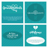 Grandparents' day Royalty Free Stock Photos