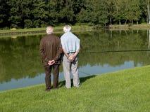 Grandparents, seniors. Stock Images