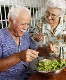Grandparet kitchen. Royalty Free Stock Photography