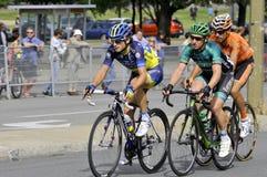 Grandprix Cycliste de Montréal Stockfotos