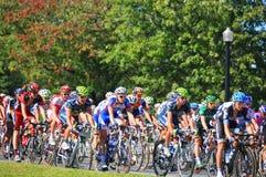 Grandprix Cycliste de Montréal Stockbilder