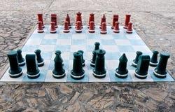 Grands échecs Images stock