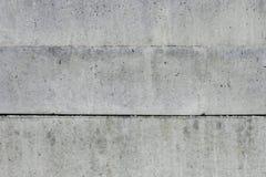 Grands blocs concrets massifs Photos stock