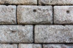 Grands blocs de pierre Images libres de droits