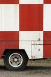 Grands dos de camion Photos libres de droits