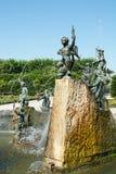 Grands jardins, Herrenhausen, Hanovre, basse-saxe, Allemagne Photos libres de droits