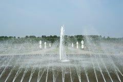 Grands jardins, Herrenhausen, Hanovre, basse-saxe, Allemagne Images stock