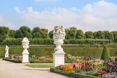 Grands jardins, Herrenhausen, Hanovre, basse-saxe, Allemagne Images libres de droits