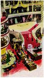 grands magasins Royalty Free Stock Photos