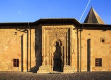Grands mosquée et hôpital de Divrigi photos libres de droits