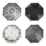 Grands parapluies image libre de droits