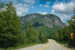 grands park narodowy w Quebec zdjęcia stock
