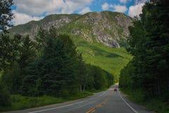 grands park narodowy w Quebec zdjęcie stock
