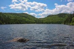 grands park narodowy w Quebec Kanada obraz royalty free
