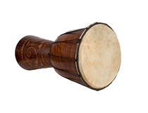 grands tambours africains exotiques Image libre de droits