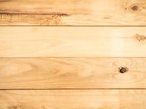 Grands texture et fond en bois de mur de planche de Brown photos stock