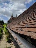 Grands toits de Dixter photographie stock