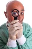 Grands yeux Photographie stock libre de droits