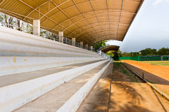 Grandstand Royalty Free Stock Image
