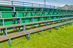 Grandstand Royalty Free Stock Photography