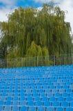 grandstand Foto de archivo libre de regalías